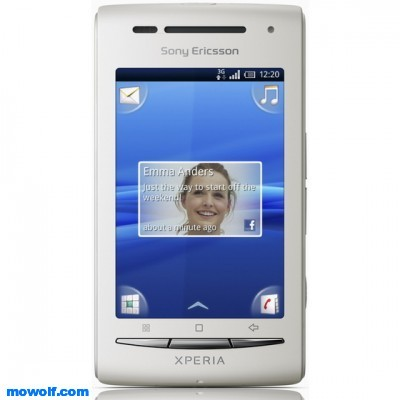 Sony Ericsson Xperia X8 تعرف على اجهزة سوني اريكسون Sony Ericsson العامله بنظام اندرويد