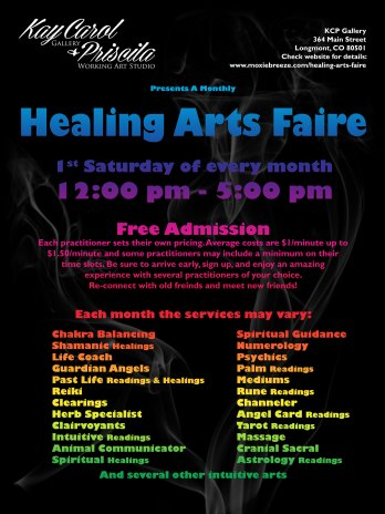 Healing Arts Faire