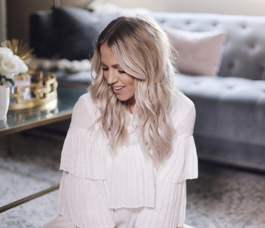 everyday curl hair tutorial christine bennett