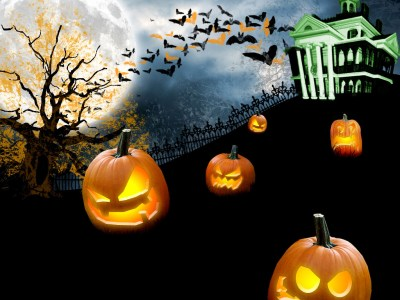 Free Download Halloween Wallpapers 2011 to Welcome the Ghost Festival | Video Downloading and ...