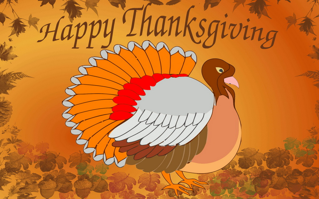 Turkey Wallpaper Cute Free Thanksgiving Wallpapers Screensavers And Pictures