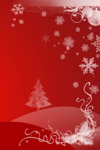 Cute Wallpapers For Phones Animated Free Christmas Wallpapers For Your Iphone And Ipod Touch