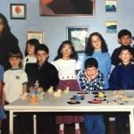 La Clase de Arte de la Maestra Marcela Aguinaga
