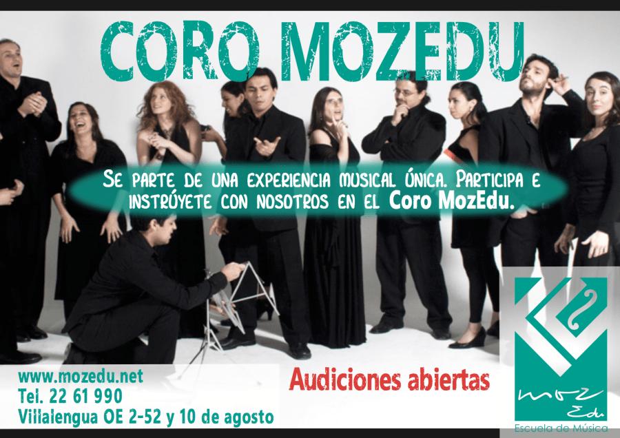 Coro MozEdu