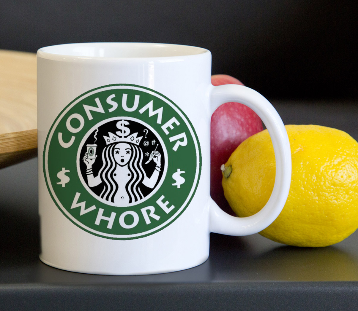 Fascinating Starbucks Consumer Whore Tea Coffee Classic Ceramic Mug Classic Diner Coffee Cups Classic Coffee Cup Design furniture Classic Coffee Cup