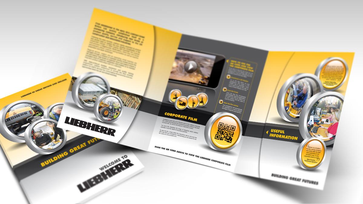 Liebherr 6 page brochure
