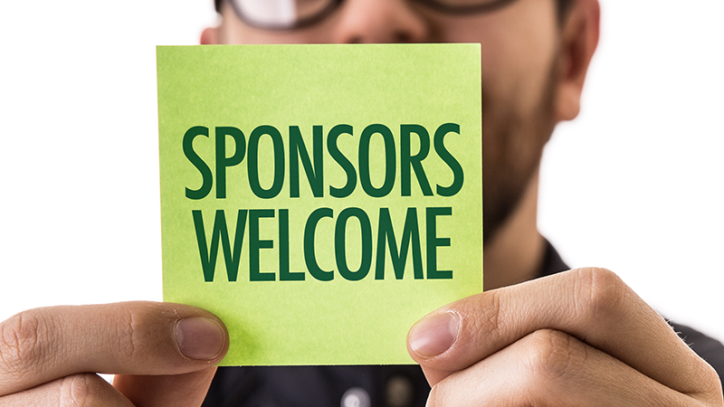 How to Create Sponsor Friendly Events - how to make a sponsor form