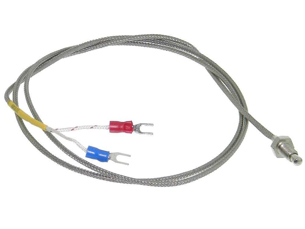 type k thermocouple bedradings schema