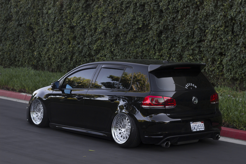 Fwdconnor39s Bagged Volkswagen Golf Mppsociety