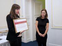 CSR Best Practice 2016 díjátadó
