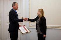 CSR Best Practice díjazottak: dm