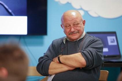 Dr. Rácz Gábor PR Kávéházi Est