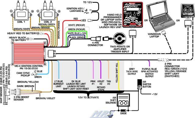 MSD MC-4 Digital Ignition