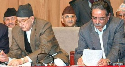 Nepal Peace Agreement