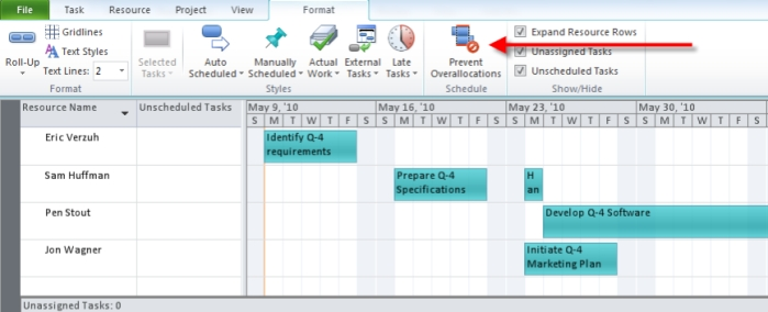 Microsoft Project 2010 Feature Rally Team Planner - MPUG - microsoft weekly planner