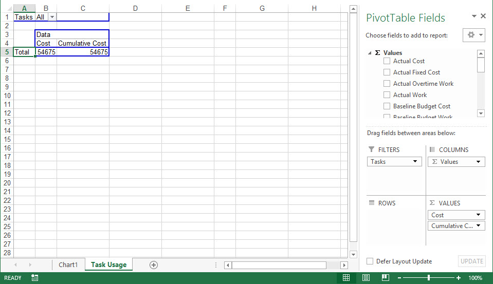 How To Create A Calendar From Excel From Data How To Create A Calendar With Excel Data Techwalla Create A Monthly Cash Flow Report In Microsoft Project