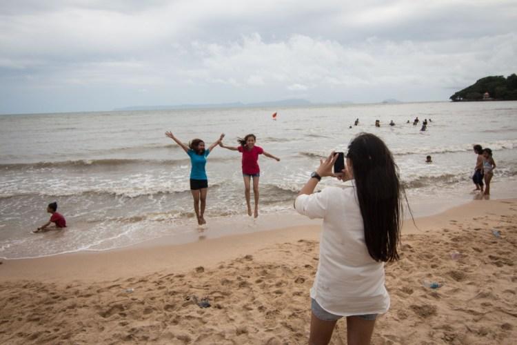 白馬市海灘 Kep beach