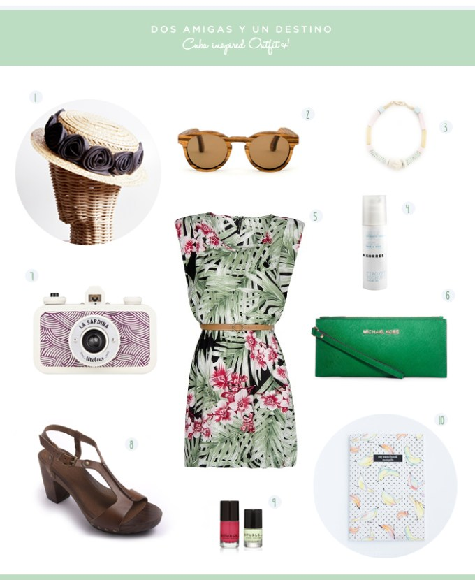 Get-the-look-Outfit Cuba