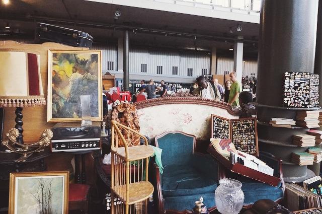 Encants de Barcelona, el mercadillo de antigüedades vintage de Barcelona