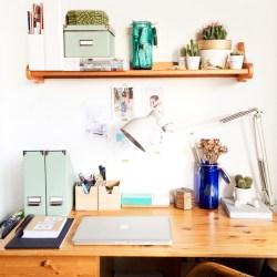 Mi espacio de trabajo: Mireia Rovira, Diseñadora gráfica #escritorio #workspace