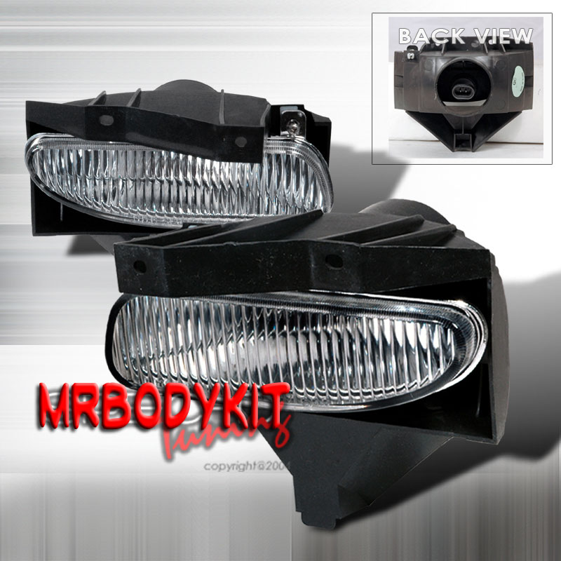 1999-2004 Mustang Fog Lights  MrBodykit, The Most Diverse