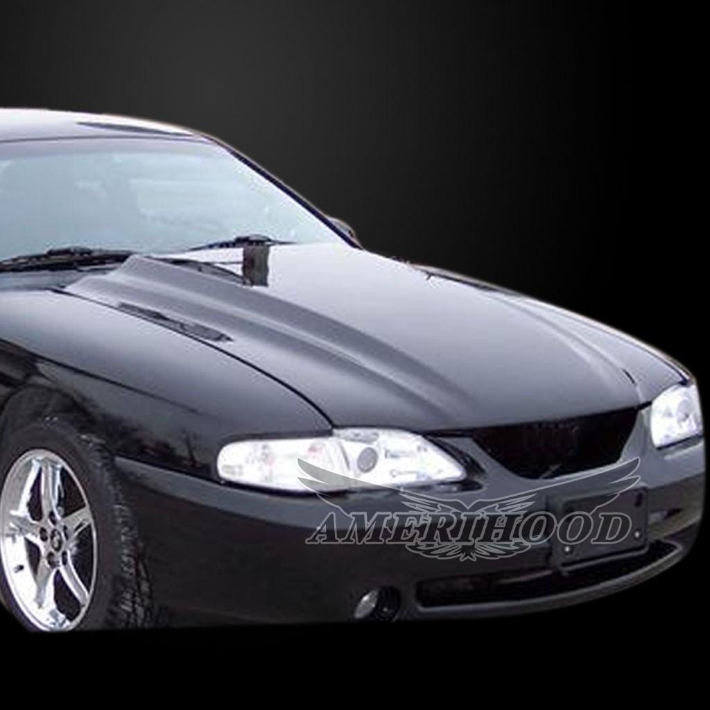 C B Ford Mustang Hoods