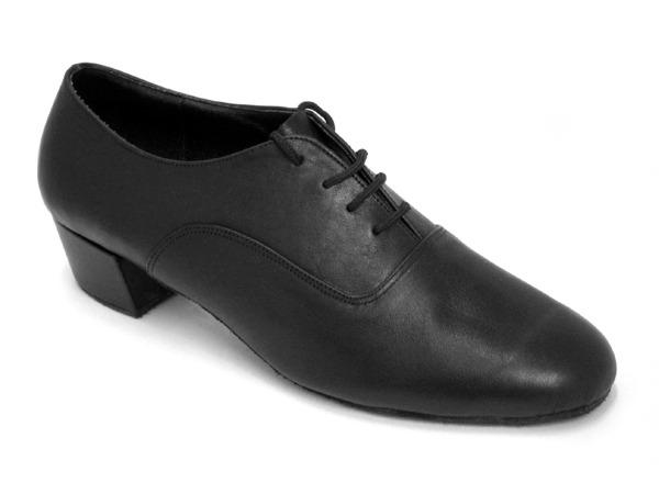 Vf 915108w L100 15 Black Leather Latin Wide Width Dance