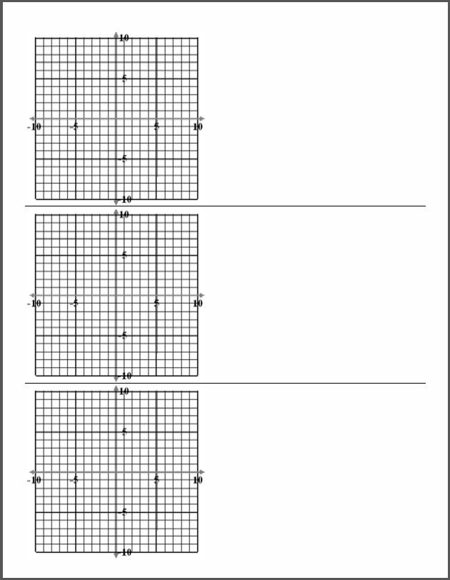 mrclee - Printable Graph Paper