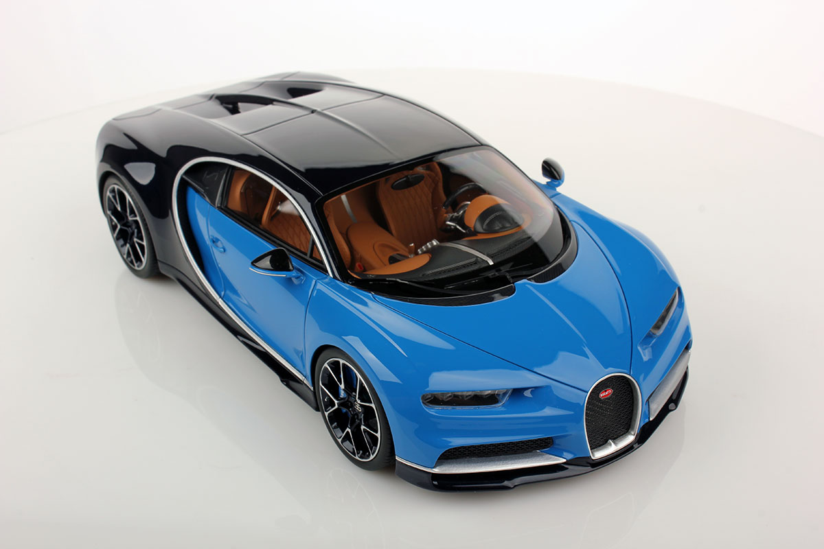 Audi Concept Car Wallpaper Bugatti Chiron 1 18 Mr Collection Models