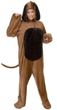Womens Playful Dog Adult Costume - Mr. Costumes
