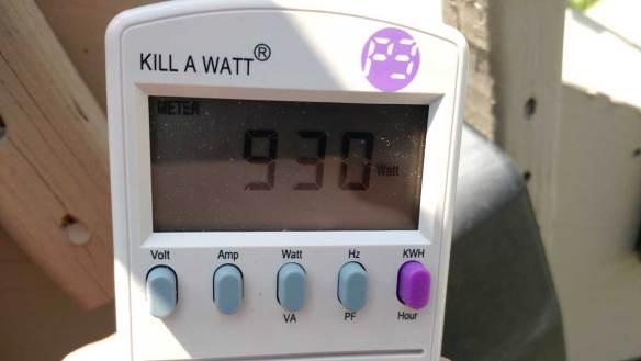 Hayward_Pump_wattage