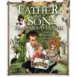 father and son read aloud stories by robert gould