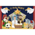 holy night floor puzzle from wee believers