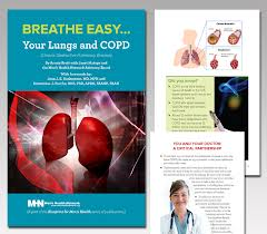men's health network breathe easy - copd book