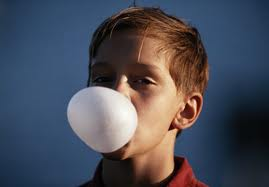 chewing gum and video games improve memory, concentration, and reaction time