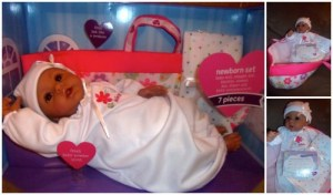 nursery time adora doll