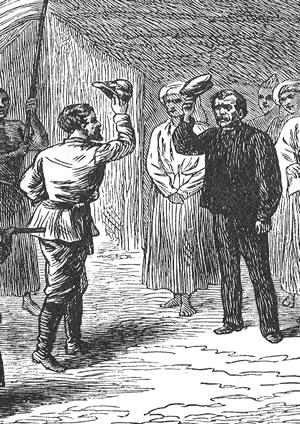 The African Missionaries - David Livingstone - mrdowling
