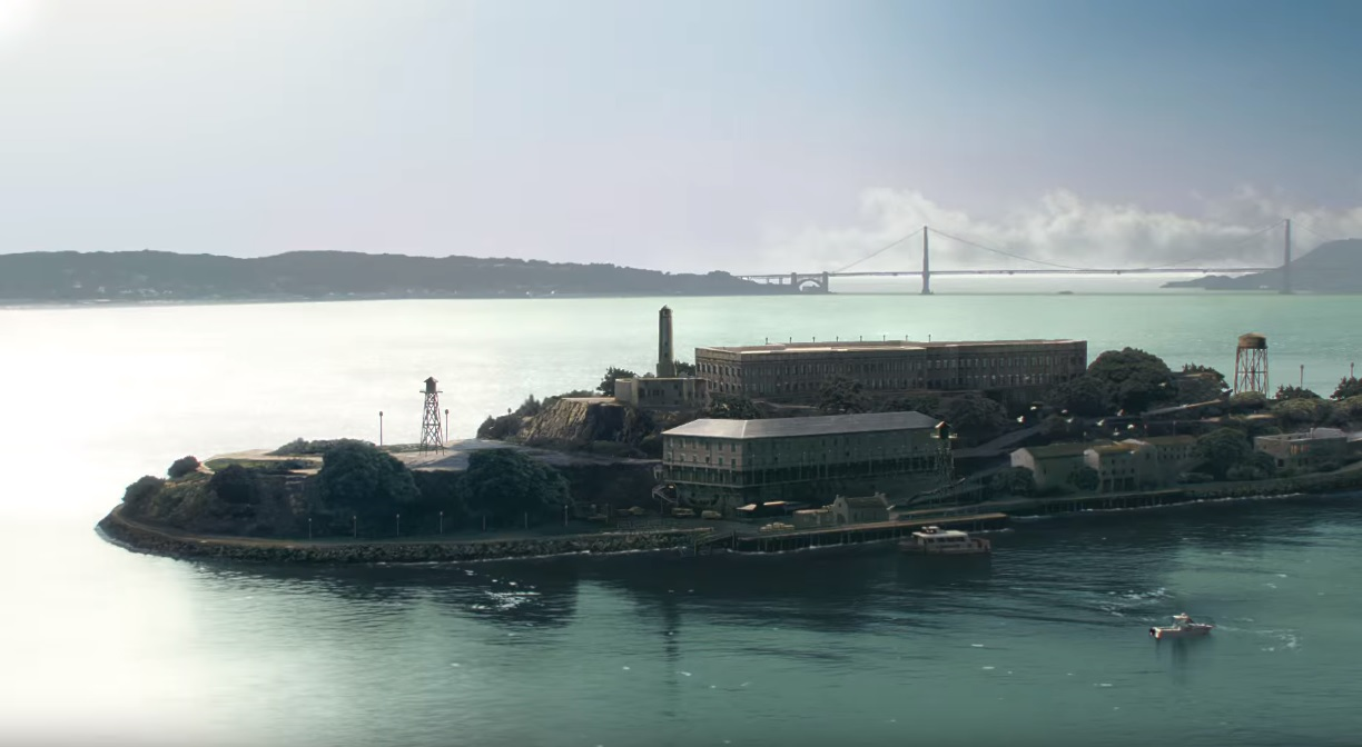3d Pyramid Wallpaper Breaking Down San Francisco Landmarks In The Watch Dogs 2