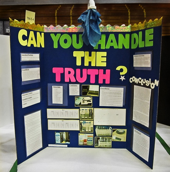 Science Fair Project - WELCOME TO MRFLEMING SCIENCE
