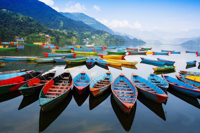 Mr Fox Boats in Nepal