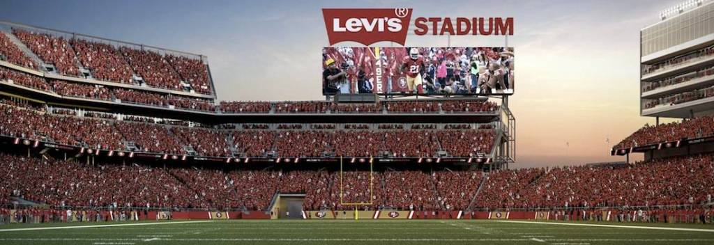 Levi's Stadium Transportation