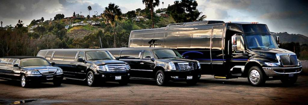 Motorcoach, Minibus and Limousine Rentals
