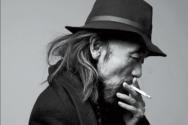 Yohji Yamamoto GQ most stylish designer