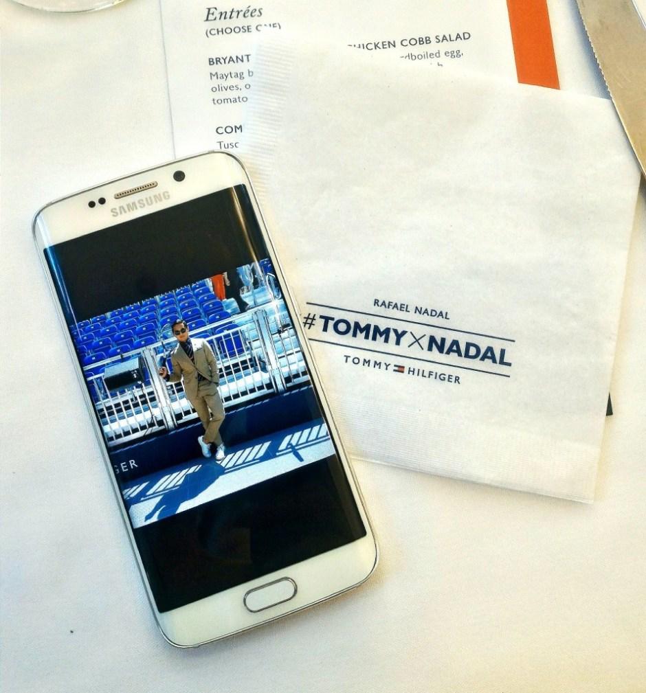 Tommy Hilfiger Rafael Nadal Lance Chung