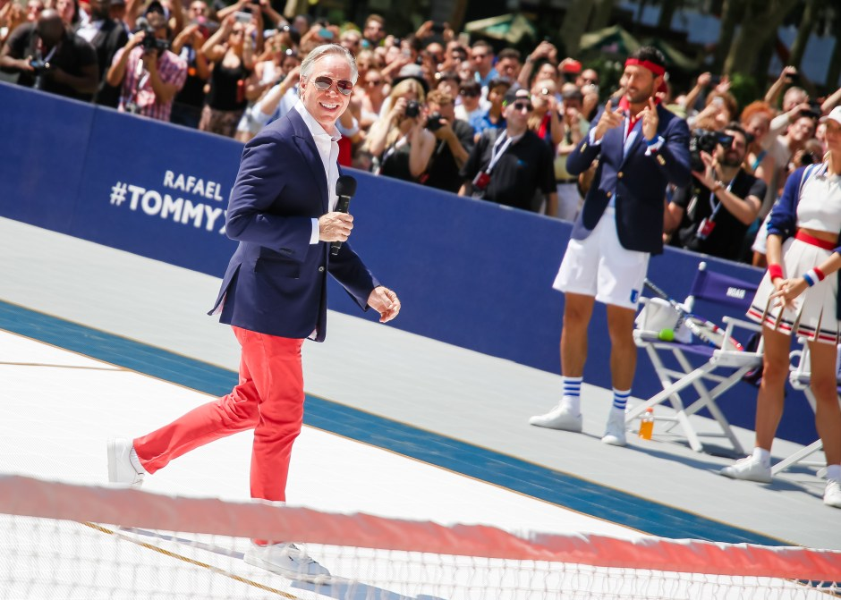 #TommyxNadal Tommy Hilfiger