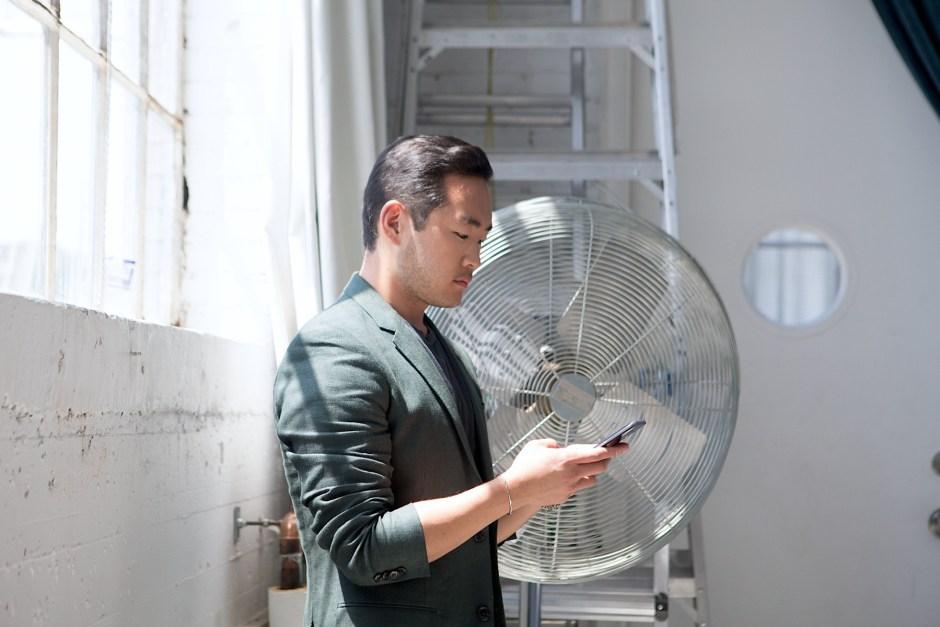 Samsung Gear IconX Lance Chung 12