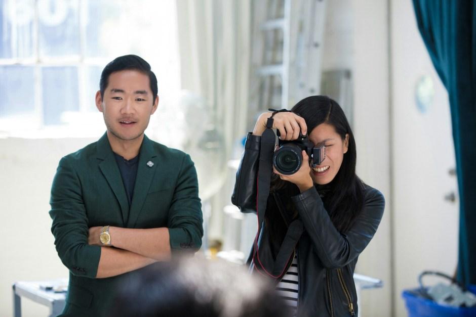 Samsung Gear IconX Lance Chung 3