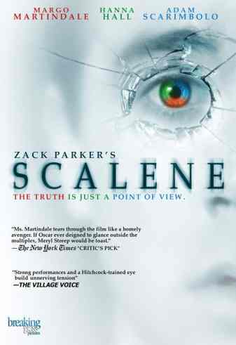 Scalene movie poster, Margo Martindale