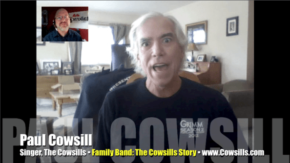 Paul Cowsill, The Cowsills