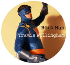 Hero Man, Travis Willingham